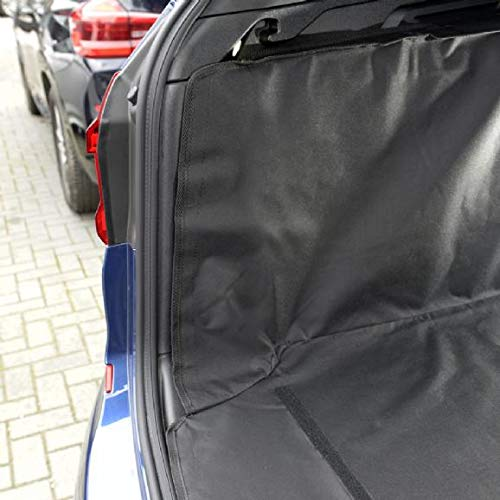 Black UK Custom Covers BL366 Tailored Boot Liner Mat