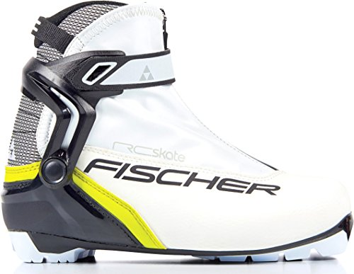 Fischer RC Skate My Style XC Ski Boots Womens Sz 38