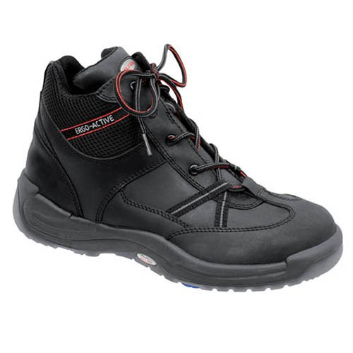 Elten 7628101-48 Roger Black Chaussures de sécurité ESD S3 Type 1 Taille 48