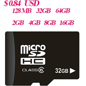 Wholesale tarjeta de memoria 5pcs/lot WiFi Tarjeta SD 8 GB ...