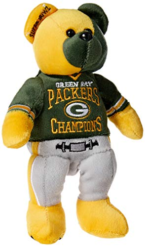 (Green Bay Packers Super Bowl Xxxi Champions Team Vs Team Thematic Bear)