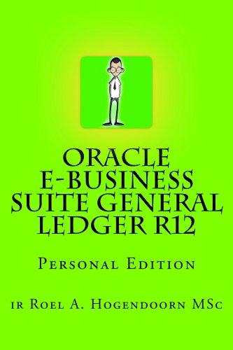 Download Oracle e-Business Suite General Ledger R12 Pdf