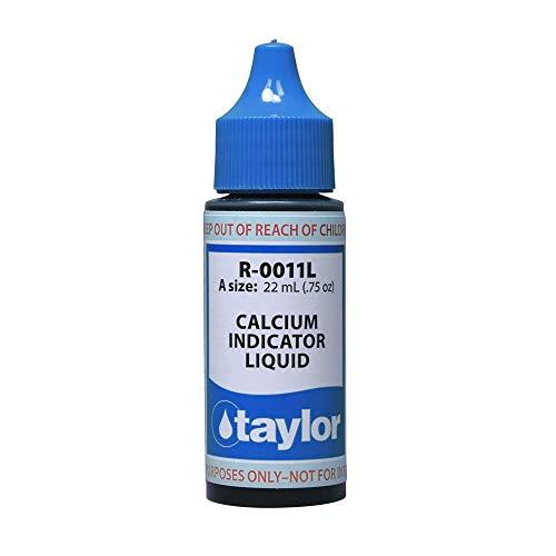 Taylor Calcium Indicator Liquid .75 oz R-0011L-A ()