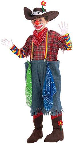 Rodeo Clown Costume (Rodeo Clown Costume - Medium)