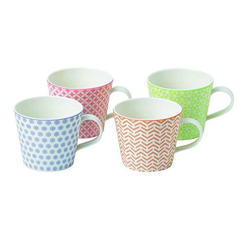 (Royal Doulton Pastels Accent Mug 0.5L (Set of 4))