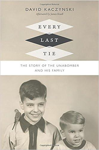 Grow Through It: Every Last Tie by David Kaczynski