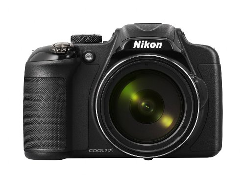 Nikon COOLPIX P600 Digital Camera (Black) + Memory Card + Additional EN-EL23 Battery and Charger + Small Gadget Camera Bag + All in One High Speed Card Reader + Accessory Kit