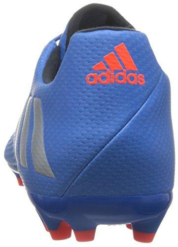 adidas Messi 16.3 Ag, Scarpe da Calcio Uomo, Blu (Azul (Azuimp / Plamat / Negbas)), 40 EU