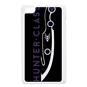 iPod Touch 4 Case White HUNTER¡ÁHUNTER ZDQ Cool Phone Cases