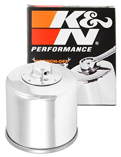 : K&N KN-204C Powersports High Performance Oil Filter