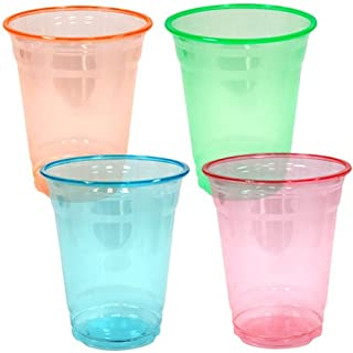 Party Dimensions Neon 40 Count PET Plastic Cups, 12-Ounce (B00KRW7QEY) | Amazon price tracker / tracking, Amazon price history charts, Amazon price watches, Amazon price drop alerts