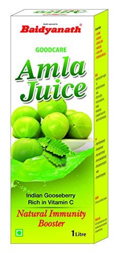 Baidyanath Amla Juice – Rich in Vitamin C and Natural Immunity Booster – 1L & Baidyanath Panch Tulsi Drops – Immunity…