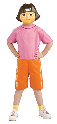 Rubie's Dora The Explorer Costume Set]()