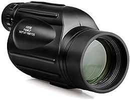 SVBONY SV49単眼鏡 高倍率 コンパクト 防水 単眼 望遠鏡 探険 登山 旅行 コンサート 運動会 片手操作 携帯便利13×50