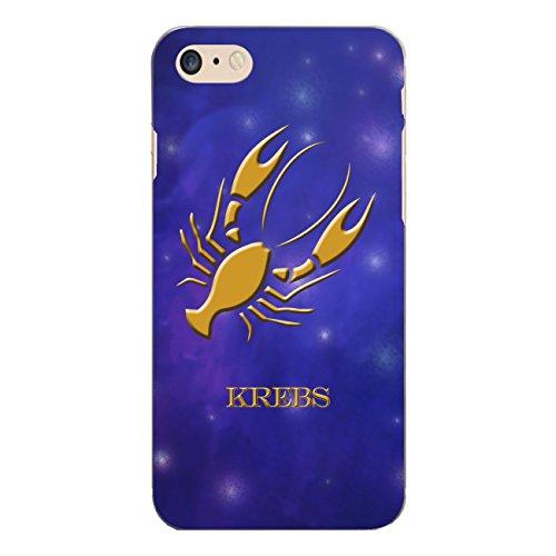 "Disagu Design Case Coque pour Apple iPhone 7 Housse etui coque pochette ""Krebs"""