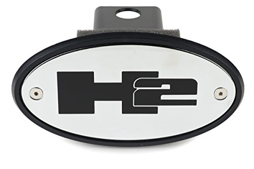 HEM HIGH-END MOTORSPORTS H2 Hummer Chrome Receiver Hitch Cover