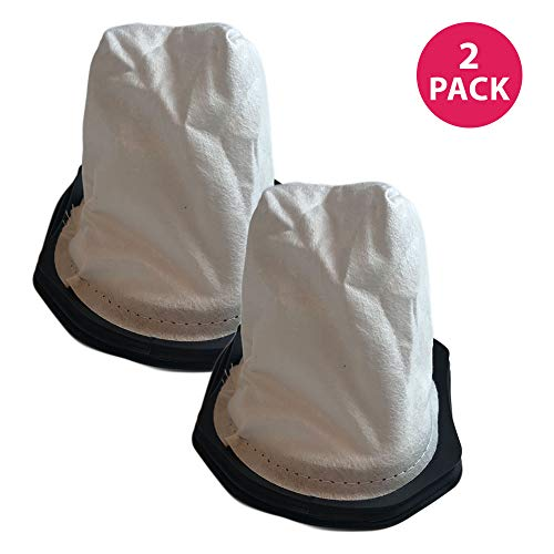Crucial Vacuum Dust Cup Replacements Part # 61544, 61544A - Compatible with Eureka Vac Air Filters - Fit Models Eureka STK Dust Cup Filter Fits Quick Series 96B, 162A, 164B, - Eureka Stick Vac Filter