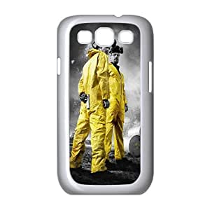 Breaking Bad Samsung Galaxy S3 9300 Cell Phone Case White F7634574