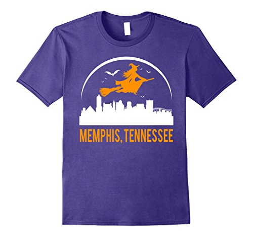 Mens Witch Of Tennessee's City Memphis Cool Funny T-shirt XL (Party City Tennessee)