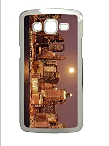 buy covers ny skyline night PC Transparent case/cover for Samsung Galaxy Grand 2/7106