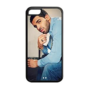 Customize Famous Singer Drake Back Cover Case for iphone 5/5s Designed by HnW Accessories