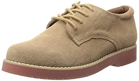 Academie Gear James School Shoe (Toddler/Little Kid/Big Kid),Dirty Buck,7 W US Big Kid - Toddler Dirty Buck