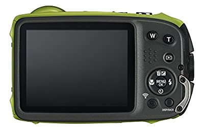 Fujifilm FinePix XP130 Waterproof Digital Camera w/16GB SD Card from FUJIFILM