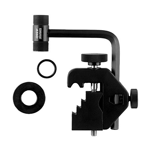(Shure A56D Universal Microphone Drum Mount Accommodates 5/8-Inch Swivel Adapters)