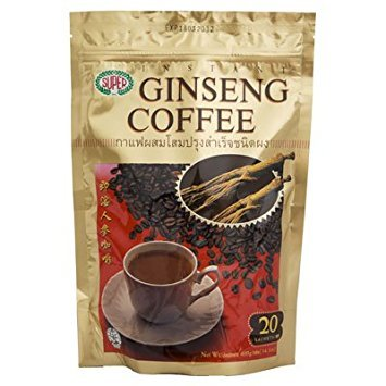 - Super Instant Coffee Mixed Ginseng 400g. (20g.x20 Sachets)