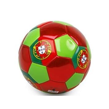 Atosa - Balón de fútbol - Portugal - Talla 5: Amazon.es: Deportes ...