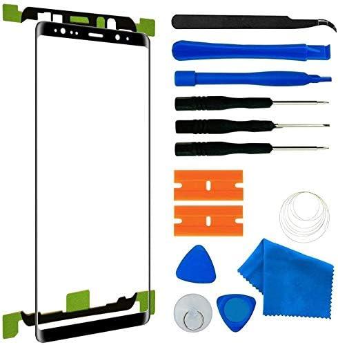 Pantalla Tactil De Frente Para Samsung Galaxy Note 8 kit