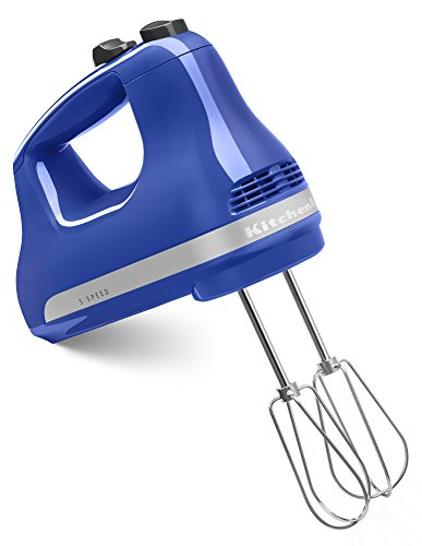 kitchen aid 5speed hand mixer - 5