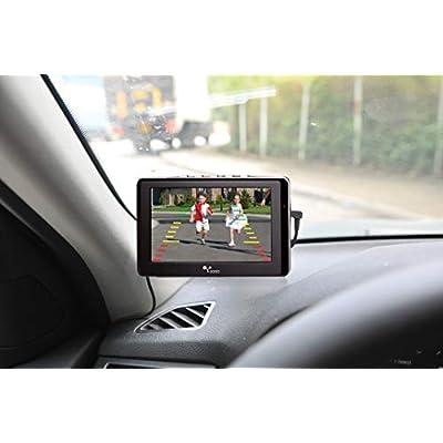 Yada Digital Wireless Backup Camera with 4.3