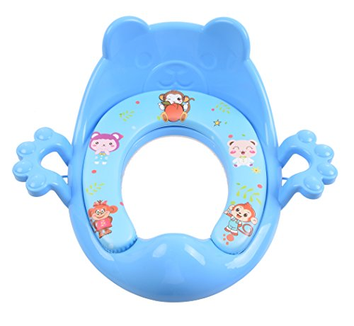 Potty Training Seat by Bebe Squad - The Soft Seat Ideal for