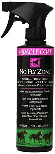 Miracle Coat No Fly Zone for Horses, 12 oz.