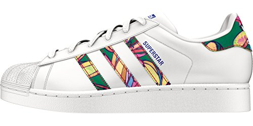 adidas SUPERSTAR W S75988/000 adulte (homme ou femme) Chaussures de sport Blanc