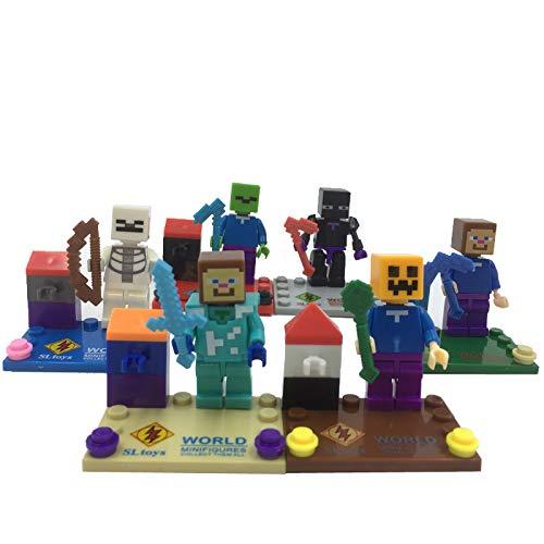 (Best Quality minecrafted Building Blocks Compatible legoed City Figures Dragon Bricks Bricks Set Educational s for Children)