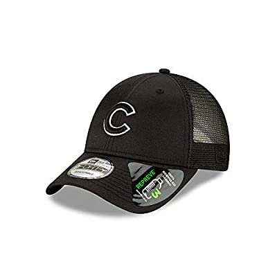 New Era Chicago Cubs Repreve Recycled Fabric 9FORTY Adjustable Trucker Hat/Cap