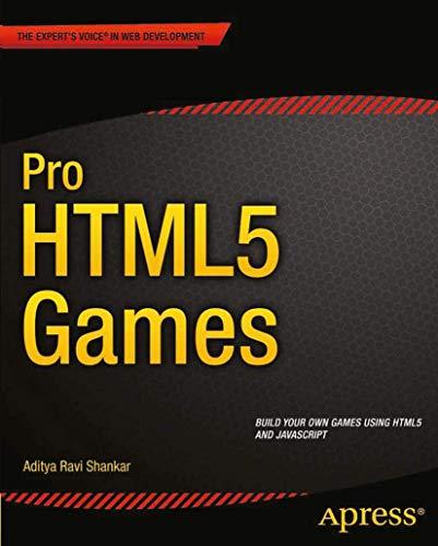 Pro HTML5 Games (Expert's Voice in Web Development) Paperback – December 11, 2012