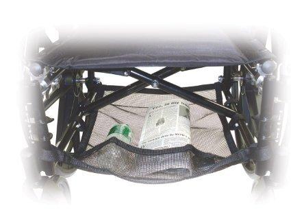 `Wheelchair Underneath Carry-On Bag