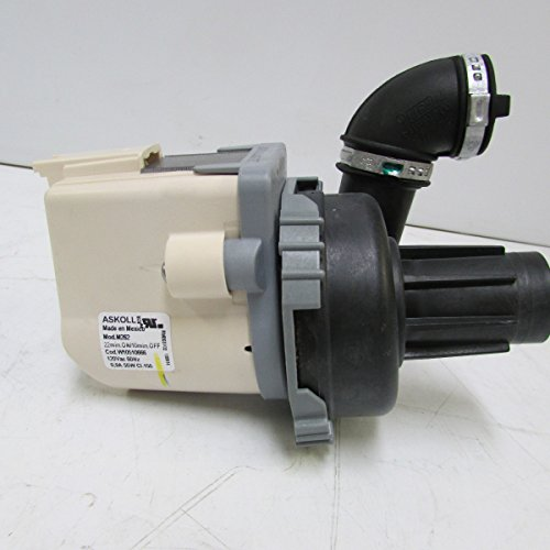 Kenmore W10510666 Dishwasher Motor Assembly