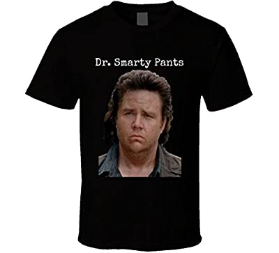 Eugene Dr. Smarty Pants T Shirt By Trendy Tees Walking Dead Porter Unisex Tee