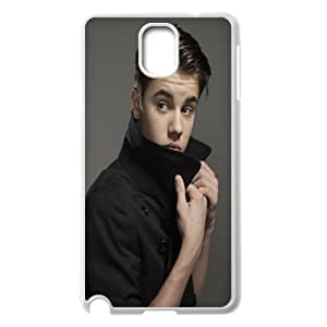 Custom High Quality WUCHAOGUI Phone case Singer Prince Justin Bieber Protective Case For Samsung Galaxy NOTE3 Case Cover - Case-10