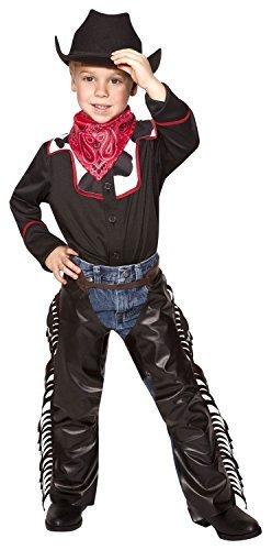 Rawhide Renegade Costume (amscan Child Cool Cowboy Costume - Medium (8-10),)