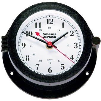 (Weems & Plath Bluewater Collection Quartz Clock)