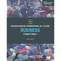 Pearson Edexcel International AS Level Business Student Book
