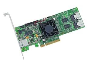 HighPoint RocketRAID 4320 8-Channel PCI-Express x8 SAS 3Gb/s RAID Controller