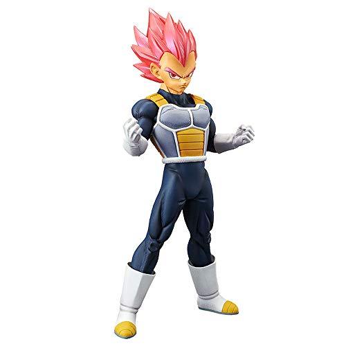 Banpresto 39033/ 10222 Dragon Ball Super Movie Choukokubuyuuden - Super Saiyan God Vegeta Figure from Banpresto