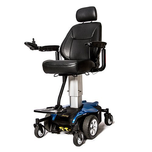 Pride Jazzy Air Powerchair Electric 10 Quot Power Adjustable