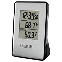 La Crosse Technology LTD 308-1910 Wireless Temperature Station